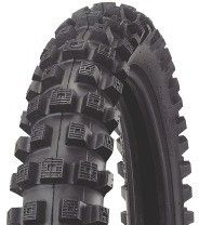 300-21 4PR/51P TT HF335 Duro Cross Country Knobby Front Motorcycle Tyre