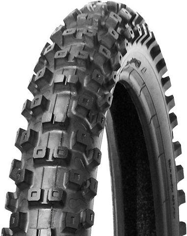 80/100-21 51M TT DM1155 Duro Knobby Hard Terrain MX Motorcycle Front Tyre