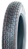 350-10 4PR/51L TL Goodtime KT9128 Block Scooter Tyre (V9128)