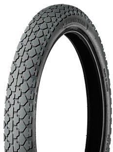 225-16 4PR/31P TT Goodtime V9918 Block Front / Rear Road Motorcycle Tyre