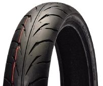 90/80-17 46P TL HF918 Duro High Speed Front/Rear Motorcycle Tyre