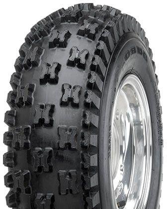 22/7-11 (180/80-11) 4PR/27N TL DI2012 Duro Power Trail Front Steer ATV Tyre