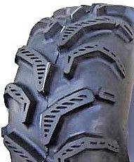 25/11-12 6PR TL D985 Deestone Outlaw Directional ATV Tyre