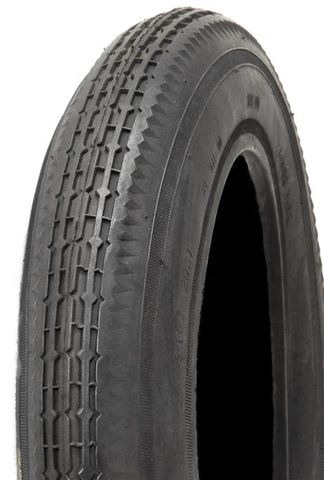 12½ x 2¼ 4 TT V6511 Goodtime Bicycle Tyre (12.5x2.25)(57x203)(62-203)