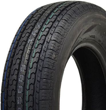 ST205/75R15 6PR 101/97M TL Noble NB809 HS Radial Trailer Tyre (205/75-15)
