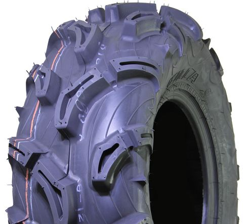 27/10-14 6PR TL MU01+ Maxxis Zilla Directional Front ATV Tyre - 30mm Deep Tread