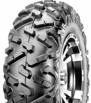 27/9R12 4PR TL MU09 Maxxis Bighorn 2.0 Radial Front ATV Tyre (27/9-12)**OE BRP**
