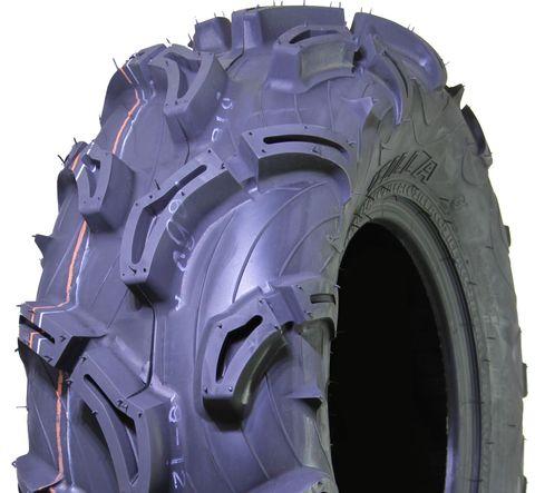 25/8-12 6PR TL MU01+ Maxxis Zilla+ Directional Front ATV Tyre - 30mm Tread Depth