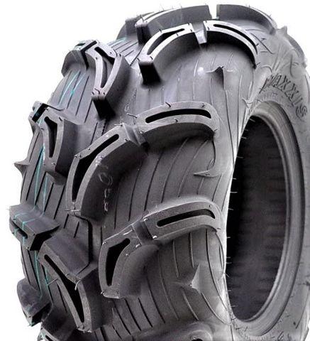 25/10-12 6PR TL Maxxis MU02+ Zilla+ Directional Rear ATV Tyre - 30mm Tread Depth