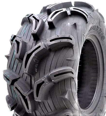 27/11-12 6PR TL MU02+ Maxxis Zilla Directional Rear ATV Tyre - 30mm Tread Depth