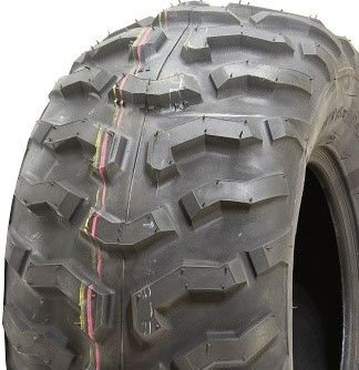 24/10-11 4PR TL Maxxis M978 Knobbly ATV Tyre - **OE Honda TRX420**