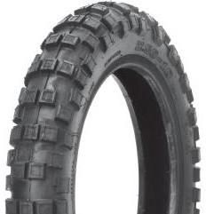 300-10 (80/100-10) 4PR/42J TT P259 Journey Knobby Motorcycle Tyre