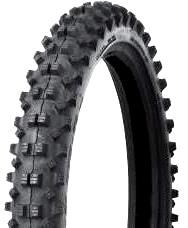 60/100-12 4PR/33M TT P262 Journey Front Knobby Motorcycle Tyre (250-12)