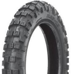 90/100-16 4PR/51M TT Journey P259 Knobby Motorcycle Tyre (350-16)