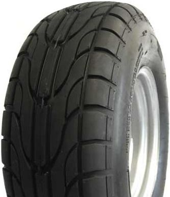 25/10-12 (255/65-12) 6PR/100J TL ST92 RST Road Tread ATV Tyre- 800kg Load Rating