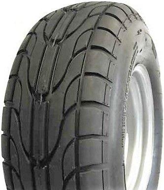 25/8-12 (205/80-12) 6PR/98J TL RST ST92 Road Tread ATV Tyre - 745kg Load Rating