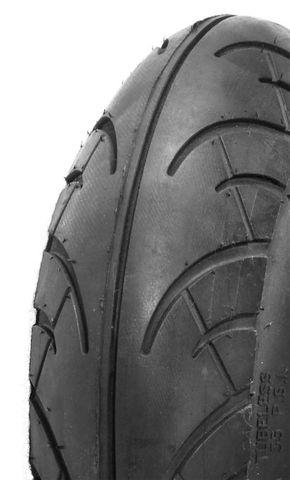 300-4 2PR TL P602 Journey Scooter Tyre (260x85) (10x3)