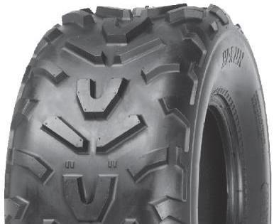22/9-10 2PR/35J TL Journey P367 Knobbly ATV Tyre - **Mule Fitment**