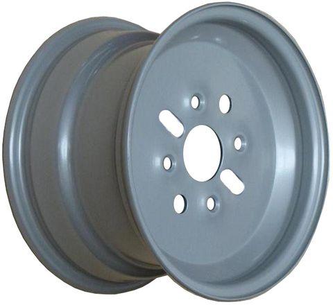 """11""""x6.50"""" Steel Rim, 4/110mm PCD, 85mm Bore, ET+45, TRX300/400 4WD Front ATV Rim"""