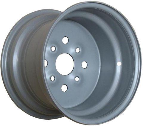 """11""""x7.50"""" Steel Rim (Rear ATV), 4/110mm PCD, 85mm Bore, ET-35, TRX300 4WD"""