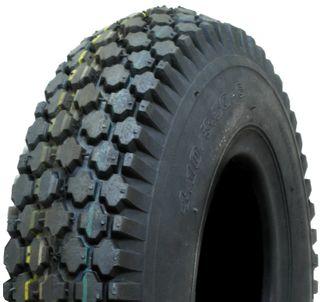 With 410/350-5 4PR Diamond Tyre