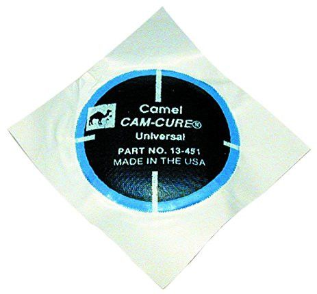 68mm Camel Cam-Cure Universal Repair Patch, 1ply - 13-451