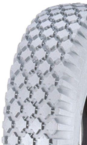 410/350-6 4PR TT C156 CST Diamond Grey Wheelchair / Mobility Tyre