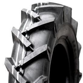 14/450-6 (110/90-6) 2PR TL SUPER LUG Carlisle Tractor Lug Turf Tyre