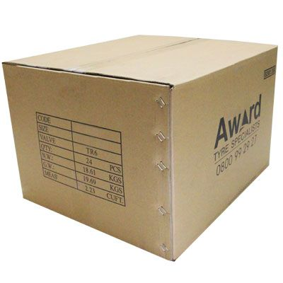 BOX OF 24 - 22/11-8 TR6 ATV Tubes (21/11-8, 22.5/10-8, 21/10-8, 22/12-8)