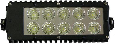 30W Flood Beam LED Economy Light Bar