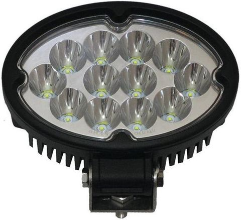 36W Euro Beam LED Oval Work Light