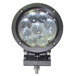 45W Pencil Beam LED Round Driving Light