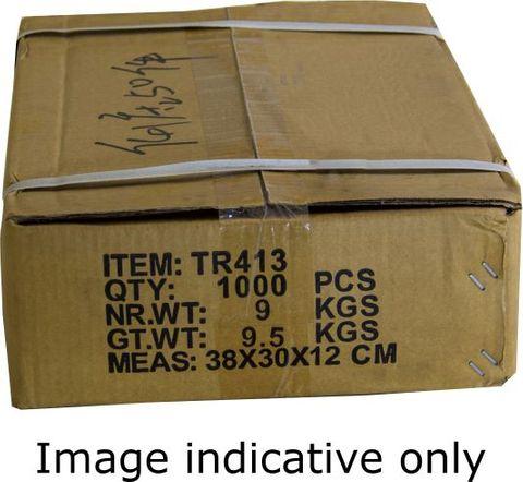 BOX OF 1000 - TR412 Tubeless Valve Stems
