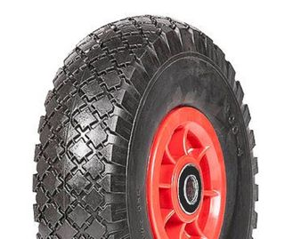 With 300-4 Solid Diamond Tyre
