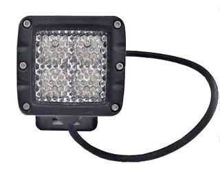 40W Diffused Flood Beam Premium Square Mini LED LIght