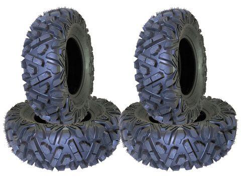COMBO (2x ea) - 26/9R12 & 26/11R12 6PR P350 Journey Radial ATV Tyres