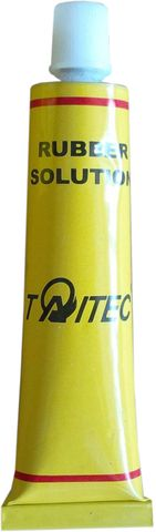 Taitec Rubber Solution (vulcanising glue), 20ml tube - PRO-8020