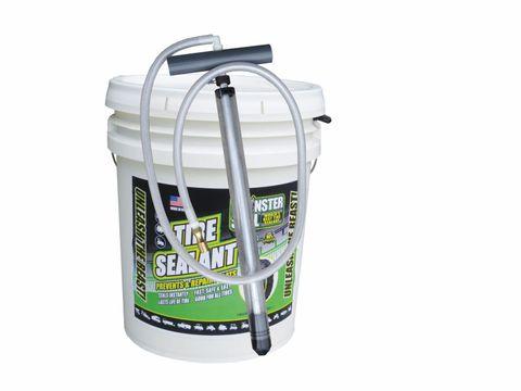 COMBO - Monster Seal Tyre Sealant, 18.9L (5 US gallon) & Pump