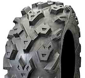 26/9R12 6PR/49J TL Black Diamond XTR STI Radial ATV Tyre (26/9-12) (230/80R12)
