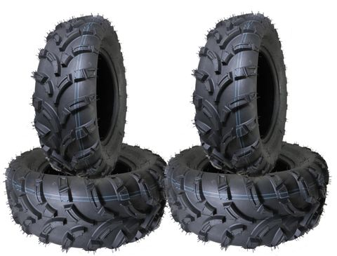 COMBO (2x ea) - 26/8-14 & 26/10-14 6PR TL P373 Journey Directional ATV Tyres