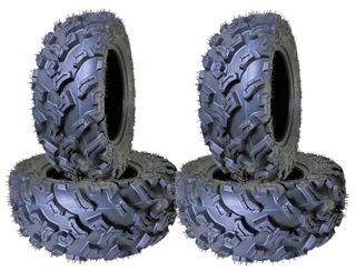 COMBO (2x ea) - 26/9-14 & 26/11-14 6PR Journey P3006 ATV Tyres