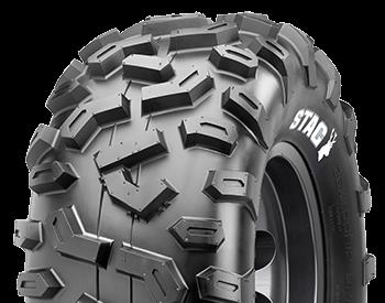 29/9R14 6PR/54M TL CU58 CST Stag Radial Front ATV Tyre (29/9-14)