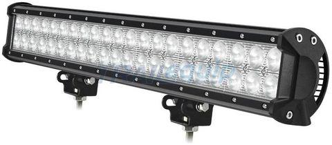 126W Flood Beam LED Light Bar