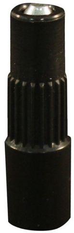 Valve Extension, Plastic, 19mm effective length