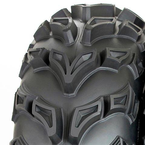 28/10-14 6PR TL OUT & BACK XT STI ATV Tyre - 28mm Tread Depth