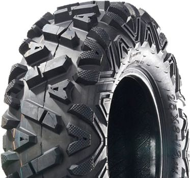 22/10-12 6PR/48J TL A033 Sun.F Power I Utility ATV Tyre