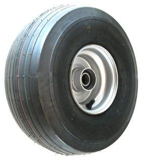 With 15/600-6 4PR Multi-Rib Tyre