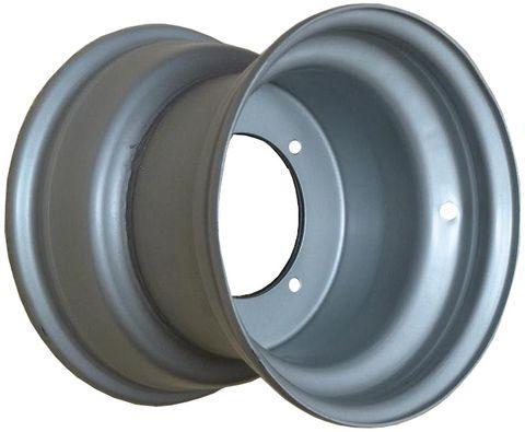 """10""""x8.00"""" Steel ATV Rim, 4/136mm PCD, 110mm Bore, ET+6"""
