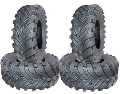 COMBO (2x ea) - 26/9-12 & 26/11-12 6PR TL MARS Forerunner Directional ATV Tyres