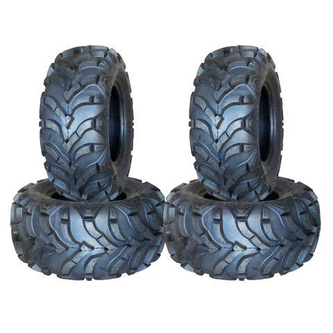 COMBO (2x ea) - 24/8-12 & 24/9-11 4PR TL P341 Journey Directional ATV Tyres